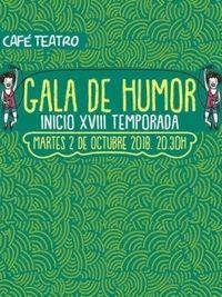 Gala Humor Inicio XVIII Temporada @ Teatro Olympia | València | Comunidad Valenciana | España