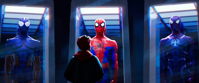 """Crítica de """"Spider-Man: un nuevo universo"""""""