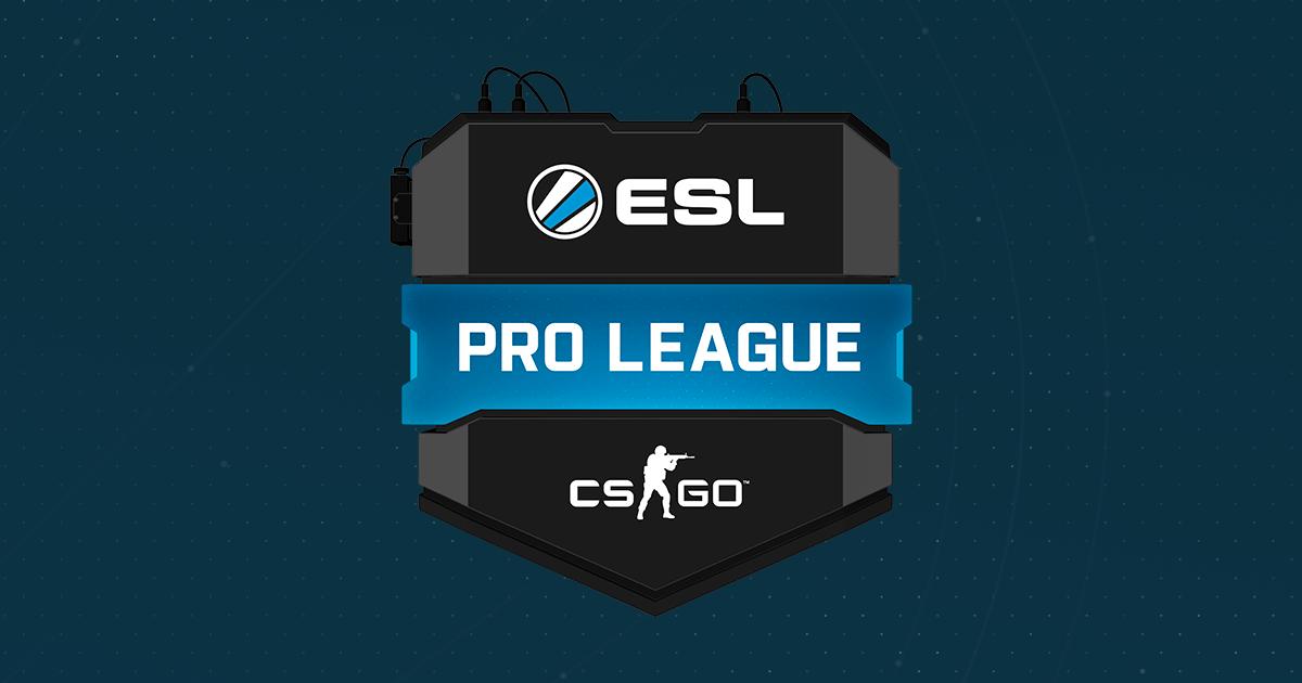 CS:GO Pro League ESL