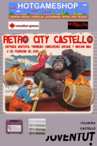 Retro City Castello