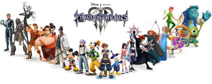 Kingdom Hearts III se lanzará el 29 de enero para Xbox One y PS4