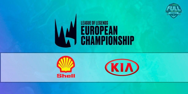 Kia y Shell se unen a la liga europea de League of Legends