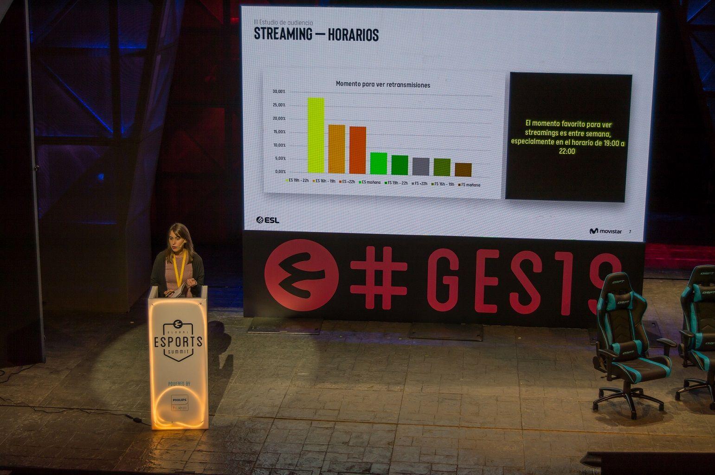 ESL y Movistar presentan el III Estudio de audiencias en Global Esports Summit