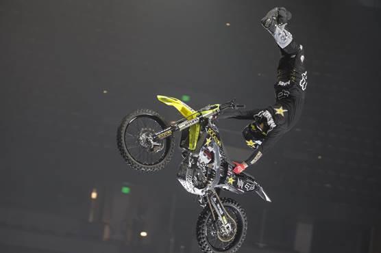 ¿Te gustan las motos y el deporte extremo?