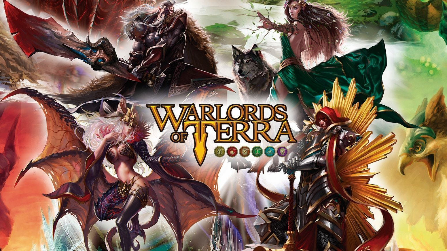 Reseña de Warlords of Terra