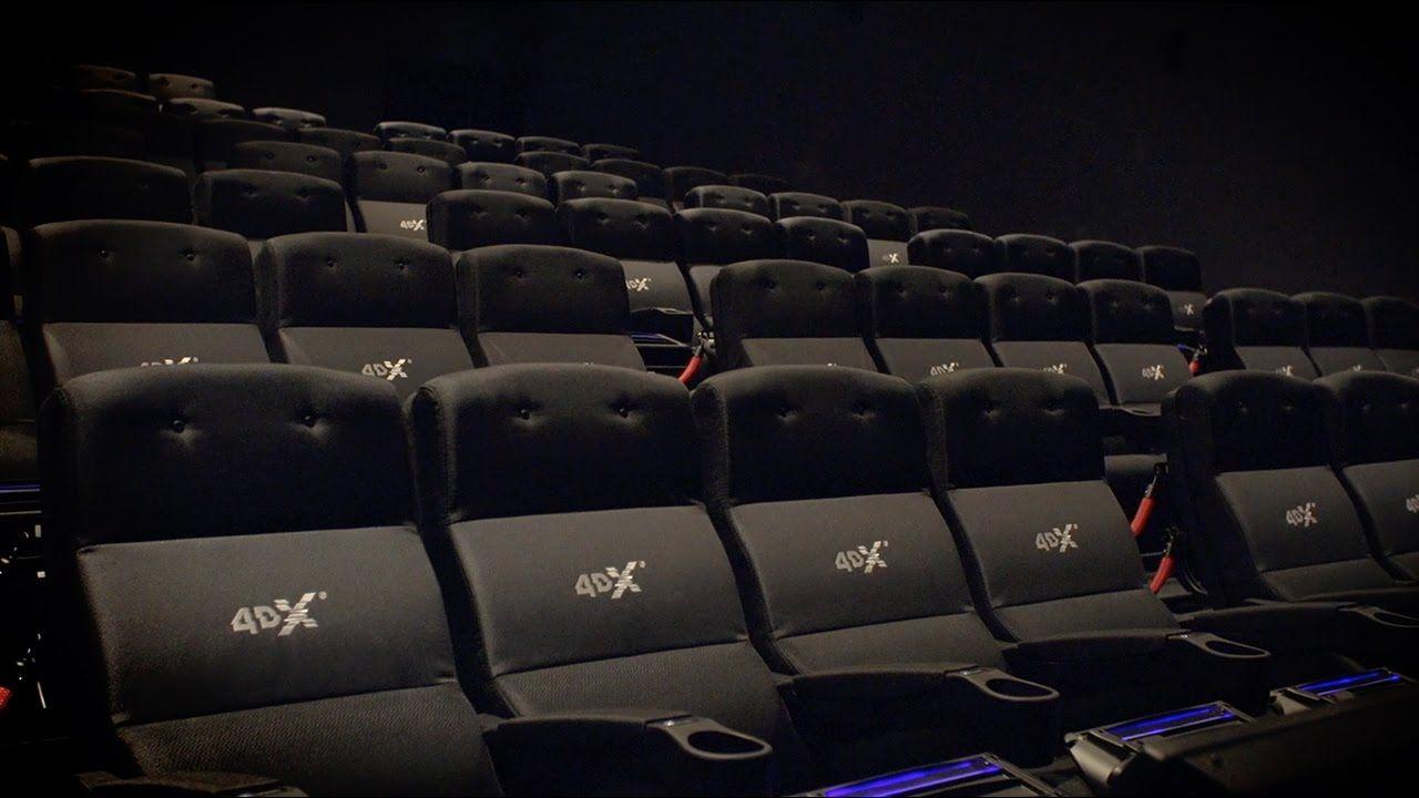 Os presentamos el cine en 4Dx
