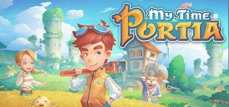 ¡Empieza una nueva vida en la encantadora ciudad de Portia!