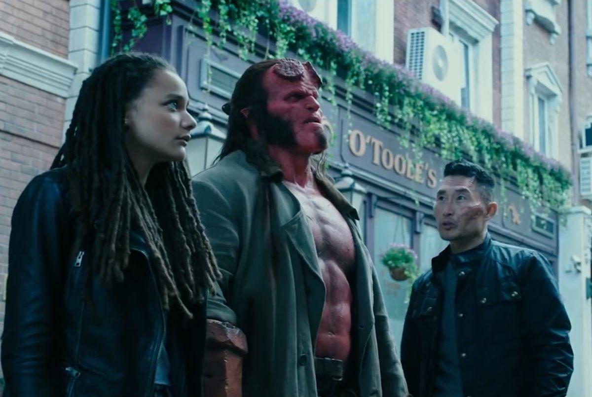 """Crítica de """"Hellboy"""""""