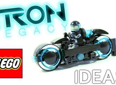 Tron:Legacy Lego