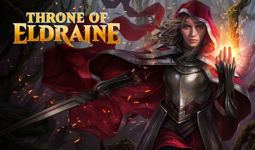 El Trono de Eldraine