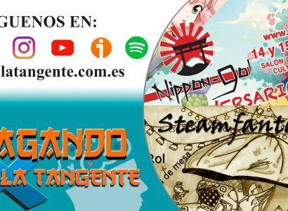 Nippon-GO! y SteamFantasy