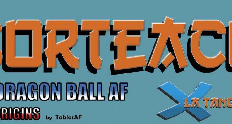 Sorteaco Dragon Ball AF