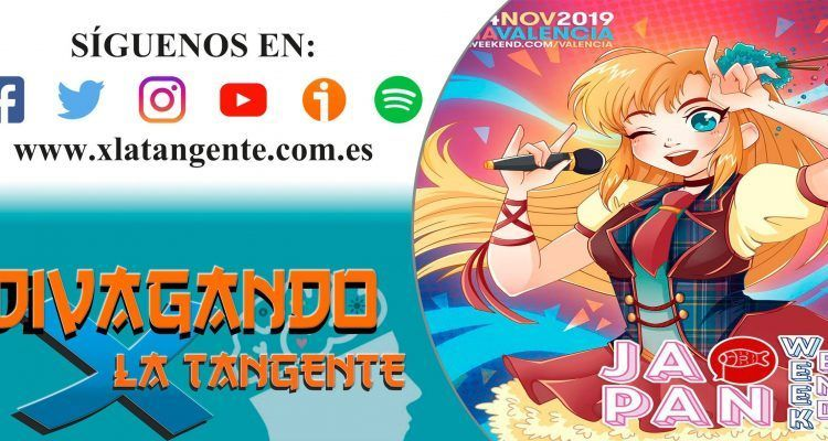 Japan Weekend Valencia Noviembre 2019