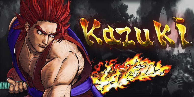 Kazuki Kazama