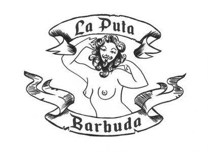 La Puta Barbuda