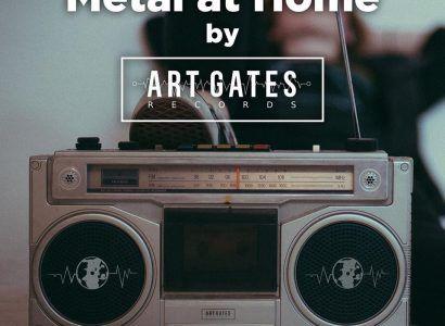 playlist #MetalatHome
