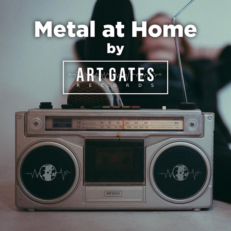 playlist #MetalatHome
