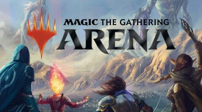 Friday Night Magic llega a MTG Arena