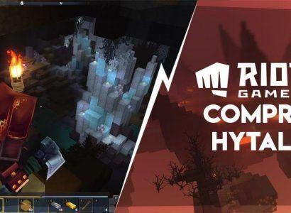 Hypixel Studios ha sido adquirida por Riot Games.