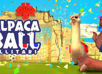 Alpaca Ball: Allstars