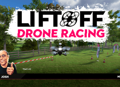Liftoff Drone Racing