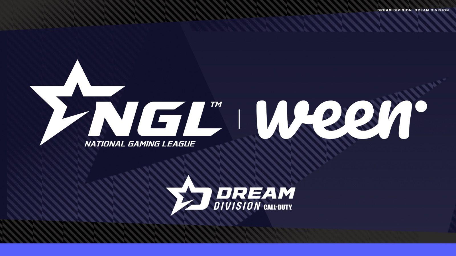 National Gaming League confía en Ween como plataforma para Dream Division
