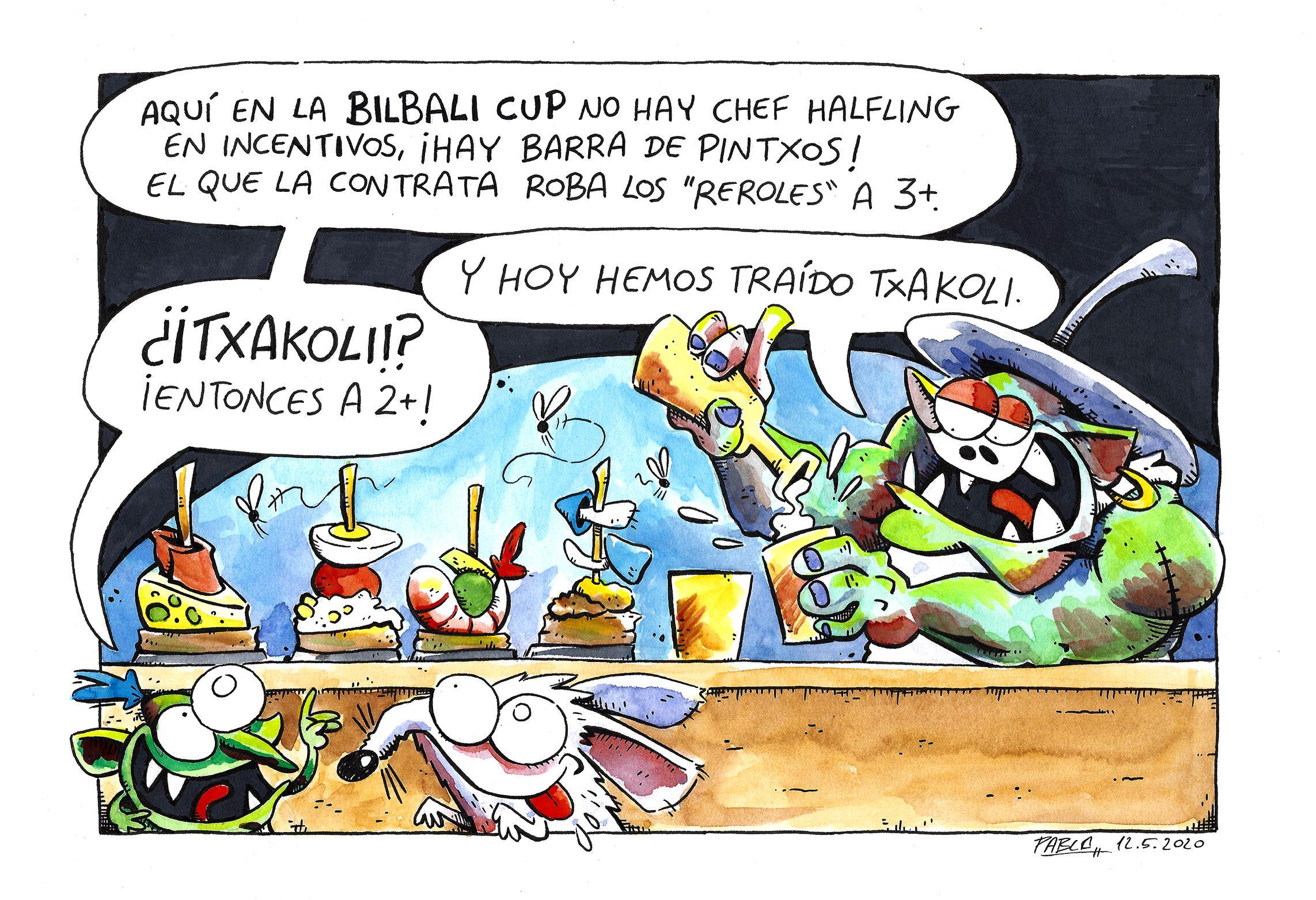 Bilbali Cup [Botas de Clavos]